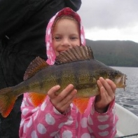 Its that Girl again! Ellie mac Donald and Perch