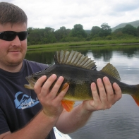 John Dickinson and another fine Perch