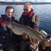Another fine Windermere pike